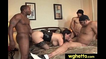 huge mammories wooly cougar gets point of glance 29