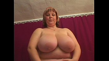 plump fatty ultra-cute housewife and her.