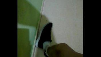 zapato provoca a pie y follan.