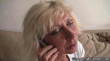 lonely grandmother needs two fresh bones