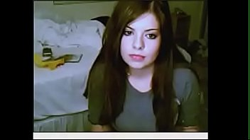 timid teenager web cam lady - witness her.