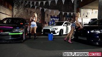 digitalplayground - jesse jane tasha reign - gash garage