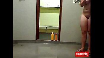 gym bathroom