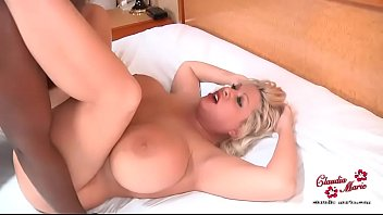 monstrous saggy faux funbag claudia marie creampied two times