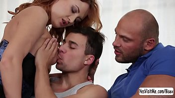 eva gets ripped up rock-hard by tomm and.