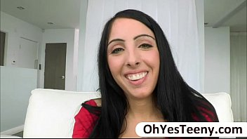 pretty nubile dianna dee gets analized by her.