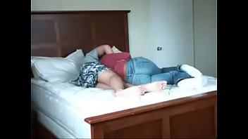 cuckold on covert web cam with her sister.