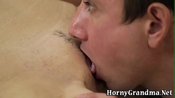 grannie penetrated doggystyle