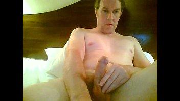 masculine stroking on cam
