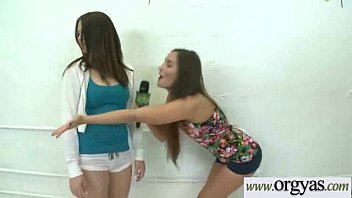 warm gal alli rae get lured with lots.