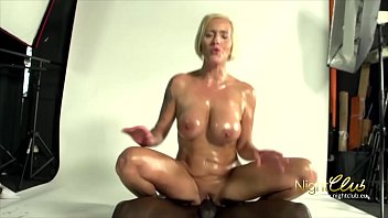 german - mature mommy boinked by ebony fucktoy boy