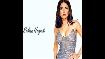 salma hayek completamente desnuda encuera palo