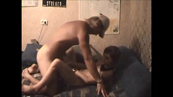 brown-haired nubile on real homemade