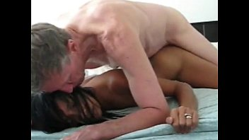 japanese maid gets romped by her milky sir.