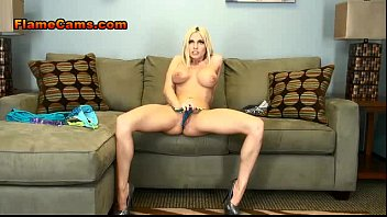 massive-chested blond christie peels off and.