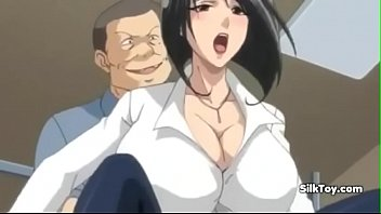 anime ample orbs daughter-in-law boned by.