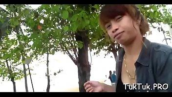 juvenile adorable thai bombshell has expert a brutish penetrate