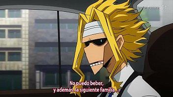 boku no hero academia three -.