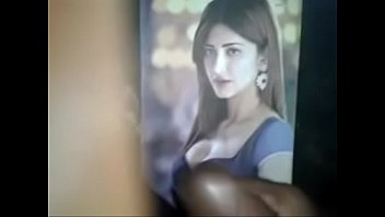 shruti hassan pummeling irresistable milk cans.