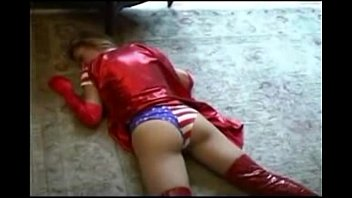 mind-blowing superheroine - the champ of.
