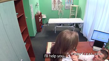 slender patient plumbs doc till climax