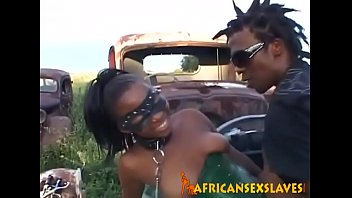 firm fuck-fest with her tormentor makes subjugated african.