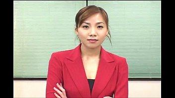 handsome japanese office damsel bukakke