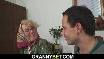lonely 60 years elderly girl satiates.