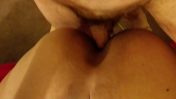 plus-size latina wifey takes inner ejaculation