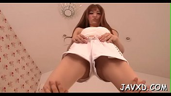 hotty with jummy jizz-bang hole perceives ample manstick.