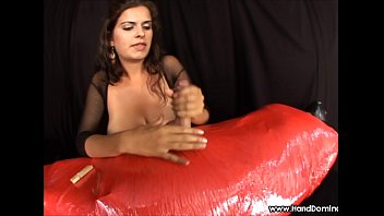 sadomasochistic domme compels jizm from mummy during lady.