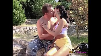 insatiable nubile damsel dee lets senior fellow sensation her