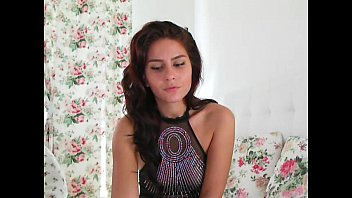 sumptuous phat-chested brown-haired fapping on web cam - tightandhornycom
