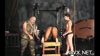 bare dame unbelievable fetish limit bondage fuckfest sequences.