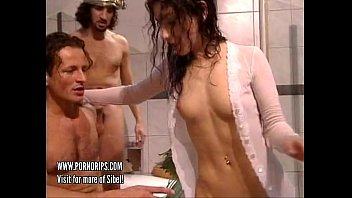 sibel kekilli - naughty lovemaking in douche -.