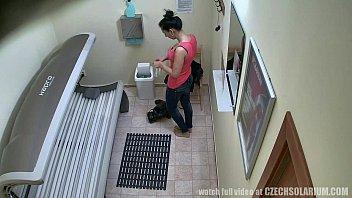 very first covert webcam in public.