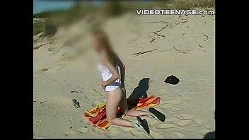 real teenage nude at beach