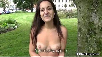 public porno flick - nubile first-ever-timer pulverized stiff.