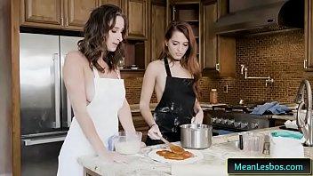 we live together lesbians introduces fuckslut enthusiasm pizza.