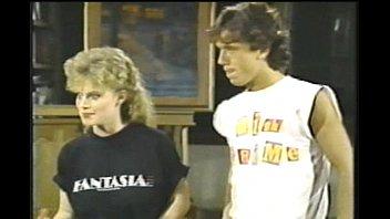 sweat 1985 - amber lynn