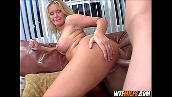 towheaded cougar gets dicked down four