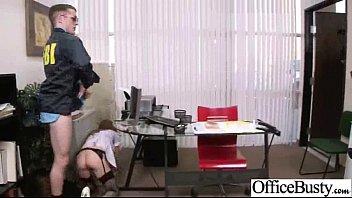 in office fuckfest is more joy with mega-slut.