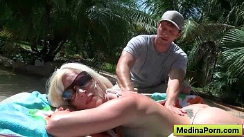 meaty funbag assistant gets her tits in charge 14