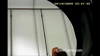 neighbour spycam covert spy web cam yogapants leggins.