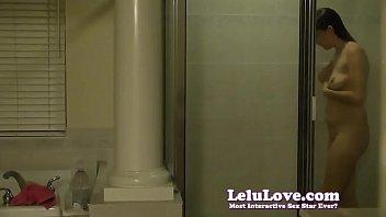 5143022 lelu love-snooping on me hairwashing in bathroom 720p