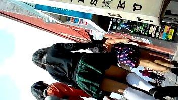 colegiala mexicana upskirt nenita flaquita bajo.