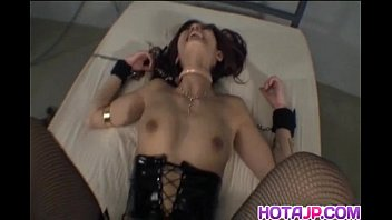 mei haruka in chains and stocking is penetrated.