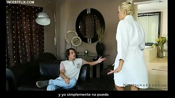hijo busca madre masajista  y terminan cogiendo subtituada