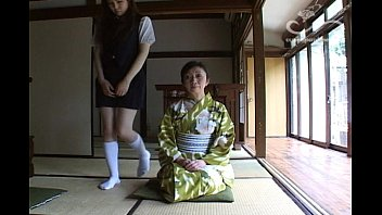 spankee arch over in japanese guest.