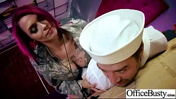 anna bell peaks phat-chested office whore doll in.